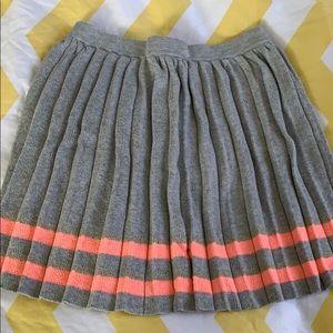 Cat&jack girls knit skirt. Size 6/6x.